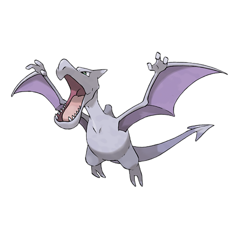 #142 Aerodactyl Pokedex - Pokemon X and Y - The ...