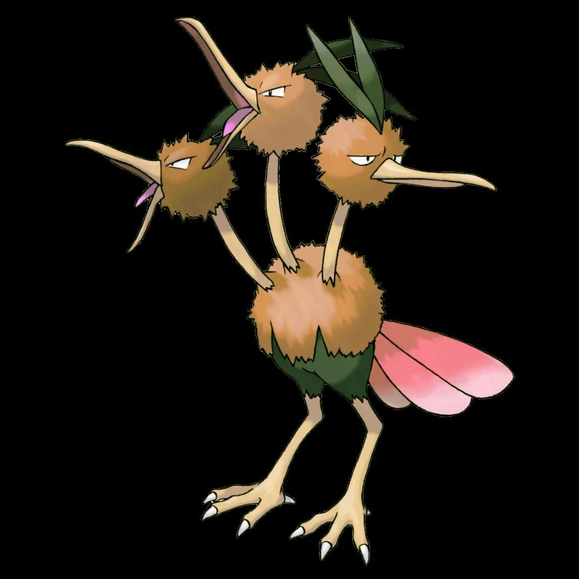 #085 Dodrio Pokedex - Pokemon X and Y - The PokéMasters ...