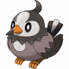#396 Starly