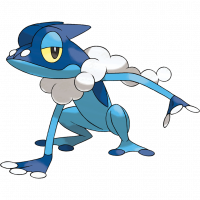 #657 Frogadier