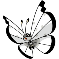 #666 Vivillon (Icy Snow)