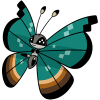 #666 Vivillon (Jungle)