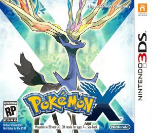 Pre-Order Pokemon X
