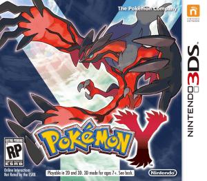 Pre-Order Pokemon Y