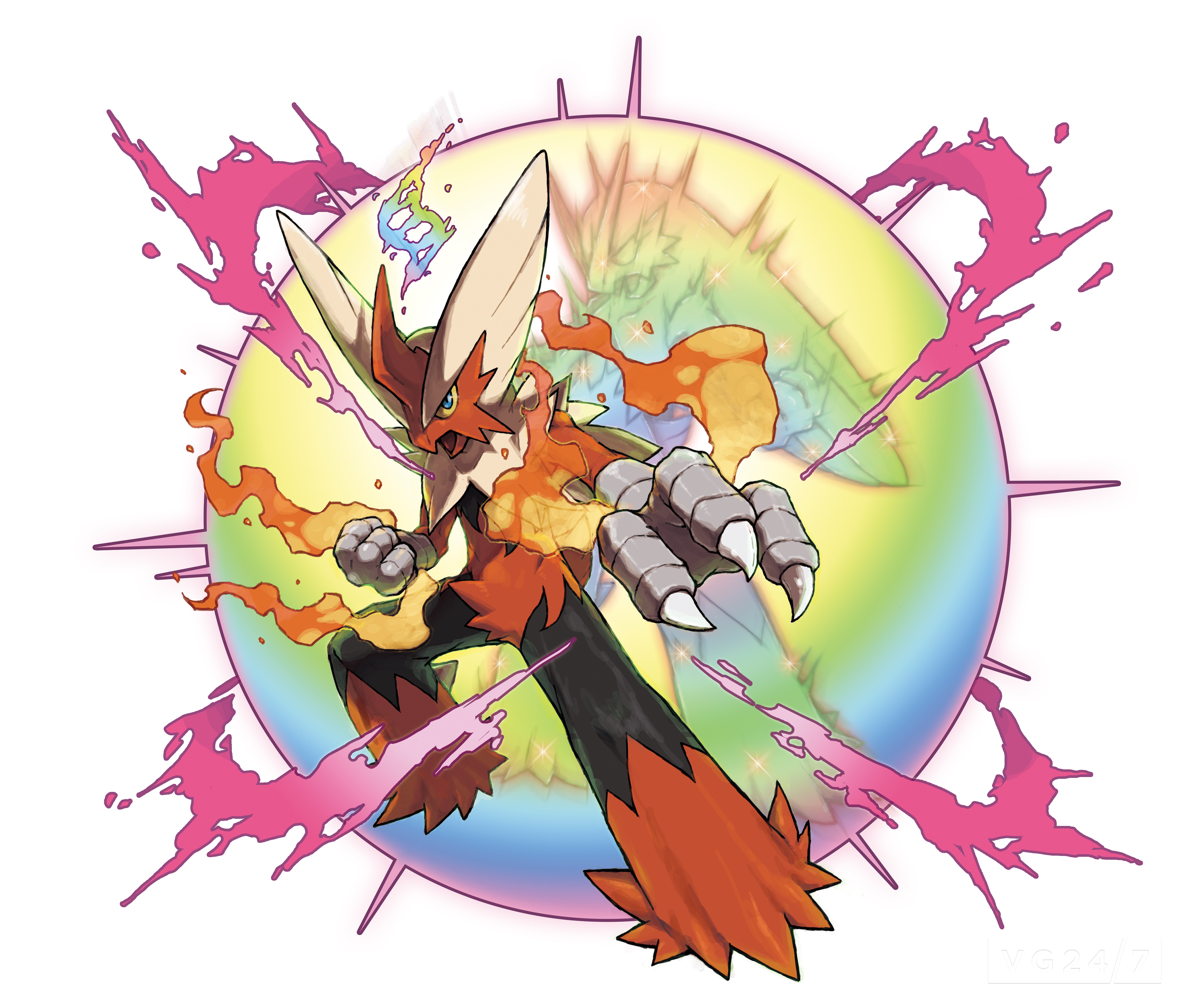 Mega Evolutions In Pokemon X And Y The Pokemasters