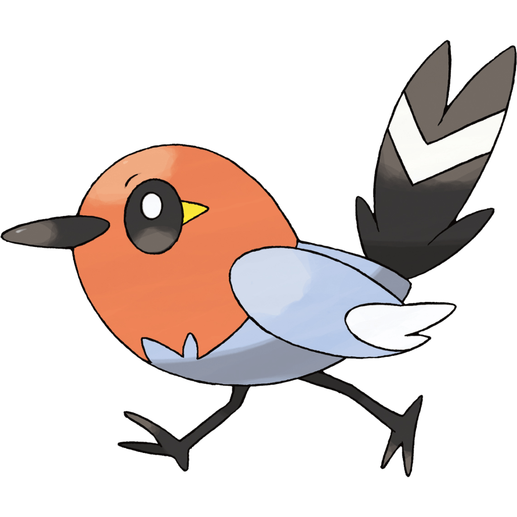 Fletchling - Pokemon X and Y - The PokeMasters - Pokémon ... Fletchling