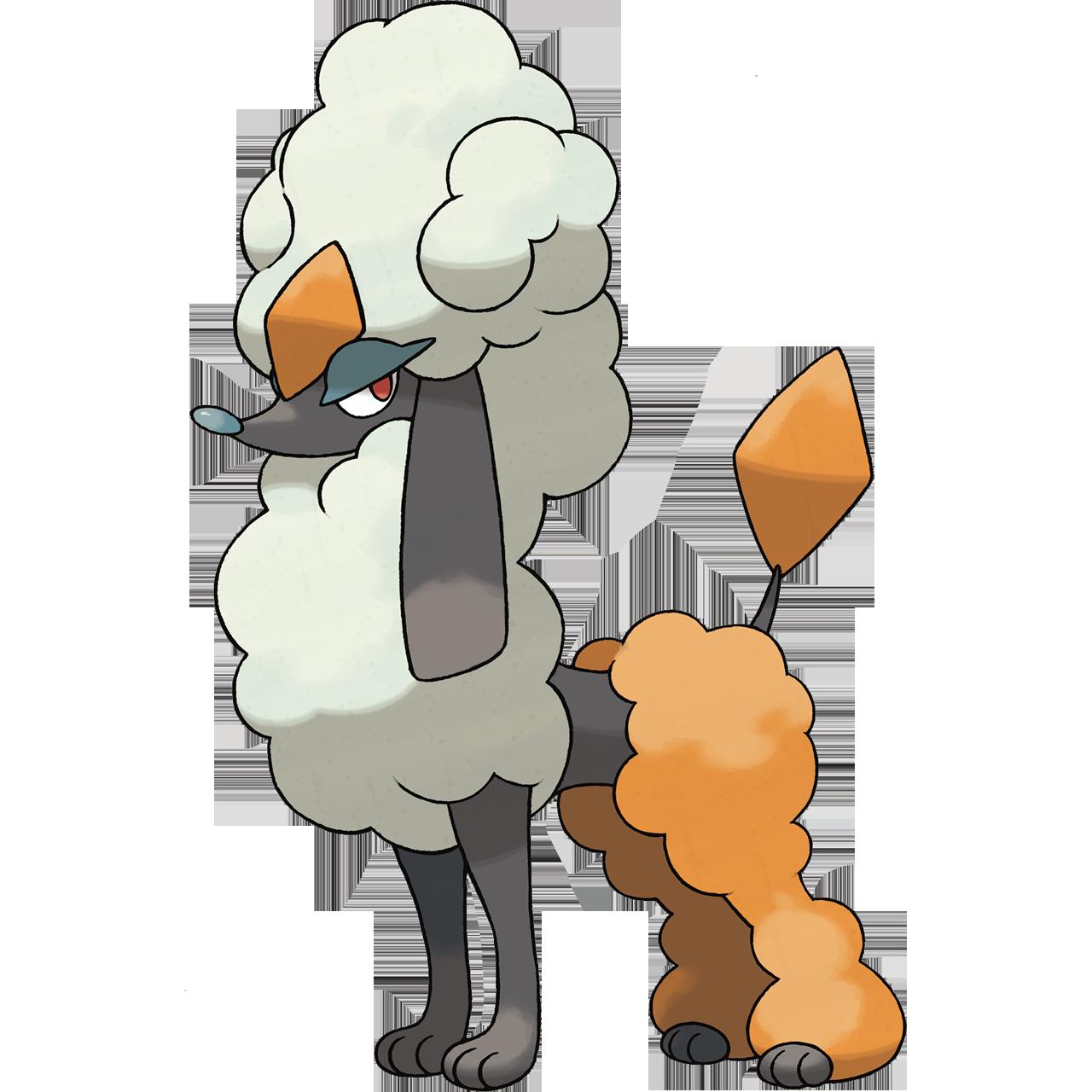 Furfrou (Orange) - Pokemon X and Y - The PokeMasters ...