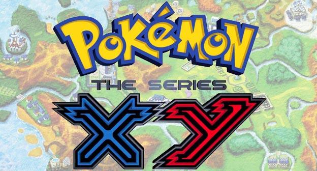 Pokemon XY The Series