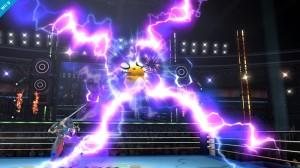 Dedenne from Super Smash Bros Wii U