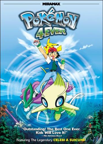 Pokemon 4Ever Movie
