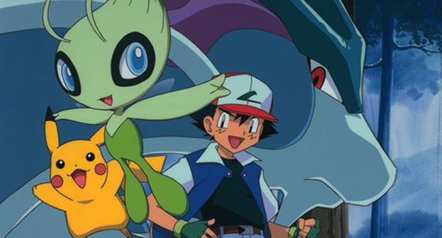 Pokemon 4Ever Movie Featured