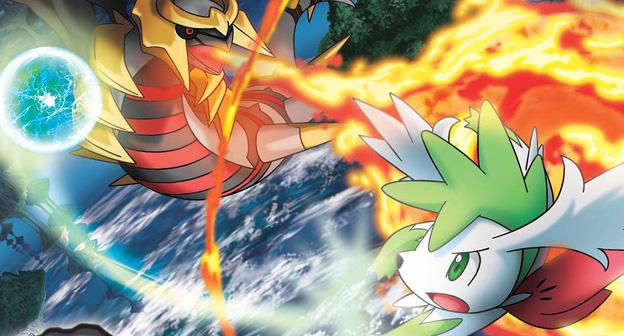 Pokemon Giratina And The Sky Warrior The Pokemasters