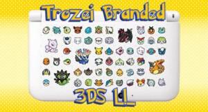 Pokemon Battle Trozei Branded 3DS LL
