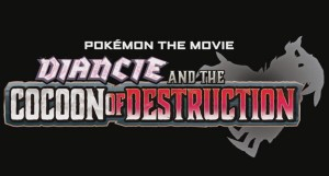 Diancie and the Cocoon of Destruction Logo