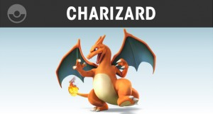 Charizard joins Super Smash Bros for WiiU and Nintendo 3DS