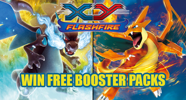 Flashfire Booster Pack Contest