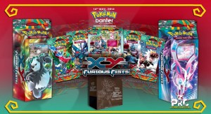 Furious Fists Release Announcement