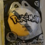 McDonalds Pokemon Toy 2014 #12 Mewtwo
