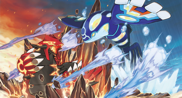Pokemon Omega Ruby and Pokemon Alpha Sapphire Come Out November 21, 2014