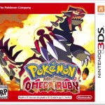 Pokemon Omega Ruby Box Art