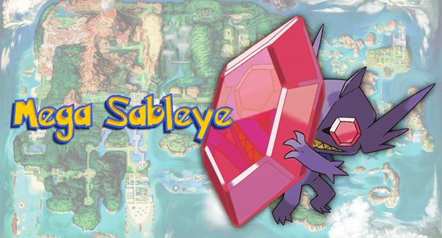 mega sableye official artwork type ability header