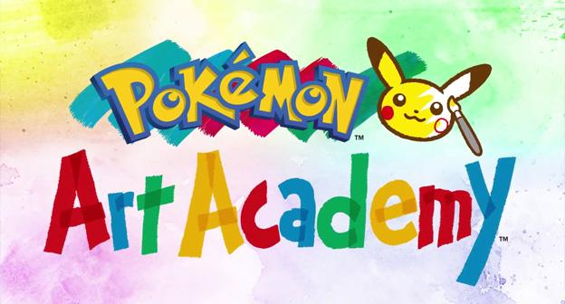 Pokemon Art Academy Logo