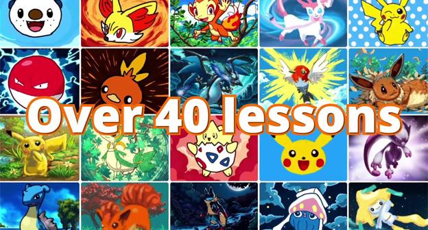 Pokemon Art Academy - Over 40 Lessons