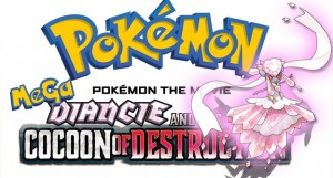 Pokemon The Movie: Diancie and the Cocoon of Destruction featuring Mega Diancie