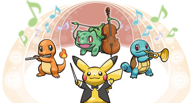 Pokemon Symphonic Evolutions Tour