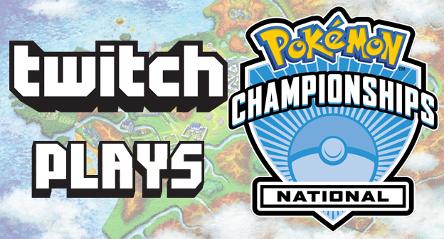 Twitch Plays Pokemon National Championship