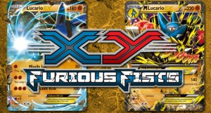 Pokemon TCG: XY Furious Fists