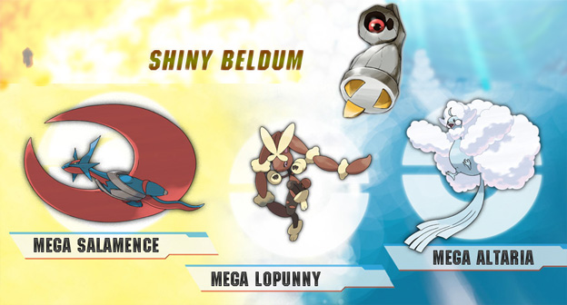 pokemon x and y how to get a shiny stone