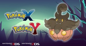 Pokemon Halloween Distribution Event Gives Away Pumpkaboo in time for Trick-or-Treat Friendly 2014