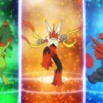 Pokemon Omega Ruby & Pokemon Alpha Sapphire Animated Trailer