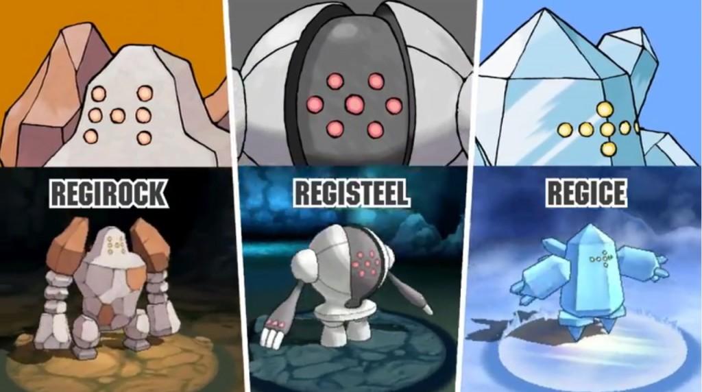 pokemon ruby how to get regirock