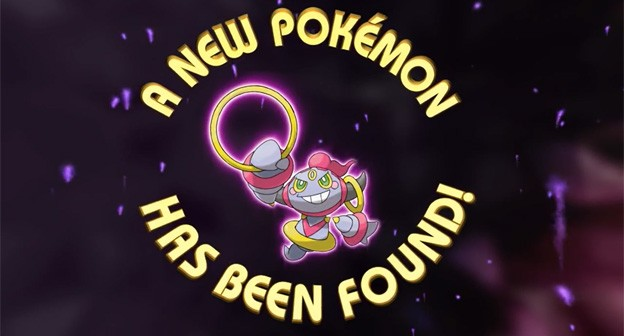 Mythical Pokemon Hoopa Has Been Found!