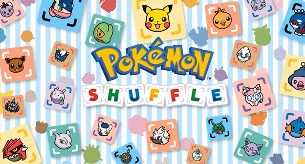 Pokemon Shuffle Coming to Nintendo 3DS for Free February 2015