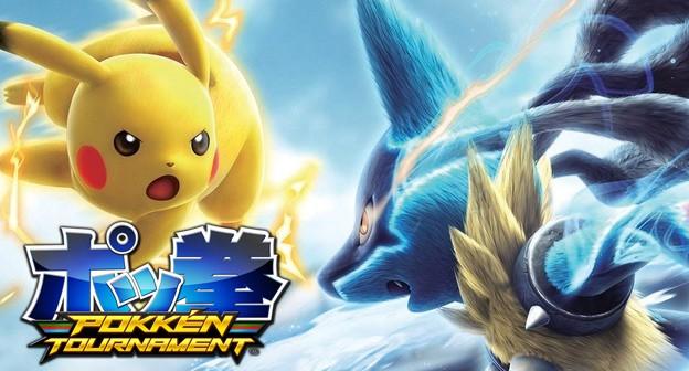 Pokken Tournament Is Released for Nintendo WiiU