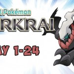 Get Darkrai for Free May 2016 - Pokemon Gamestop EBgames