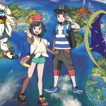 Pokemon Sun Pokemon Moon Legendary Pokemon, Alola Region, New Characters