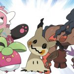 Six New Pokemon from Pokemon Sun and Pokemon Moon plus Hyper Training